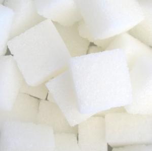 Zucker im Katzenfutter: Unnütz und gefährlich. Foto: S.Hainz, pixelio.de